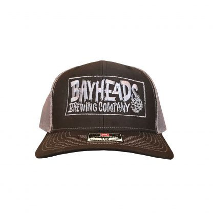 Trucker Hat with Bayheads Logo